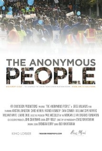 The Anonymous People - Poster / Capa / Cartaz - Oficial 1