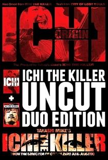 Ichi - O Assassino - Poster / Capa / Cartaz - Oficial 6