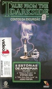 Contos da Escuridão 2 - Poster / Capa / Cartaz - Oficial 1