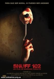 Snuff 102 - Poster / Capa / Cartaz - Oficial 2