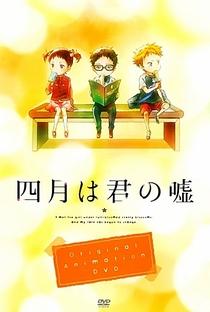 Shigatsu wa Kimi no Uso OVA - Poster / Capa / Cartaz - Oficial 1
