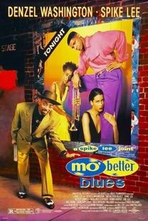 Mais e Melhores Blues - Poster / Capa / Cartaz - Oficial 1