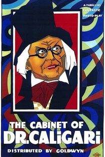 O Gabinete do Dr. Caligari - Poster / Capa / Cartaz - Oficial 12