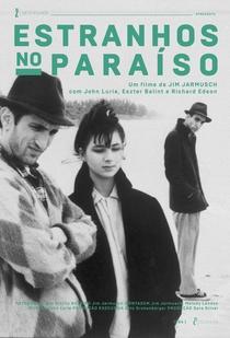 Estranhos no Paraíso - Poster / Capa / Cartaz - Oficial 3