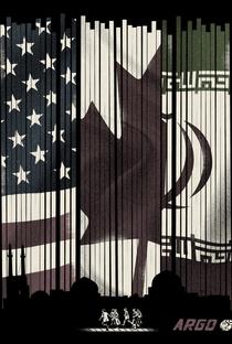 Argo - Poster / Capa / Cartaz - Oficial 8