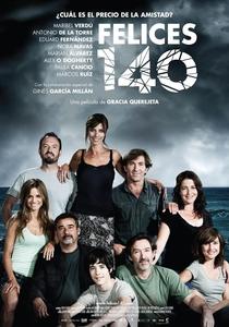 Felizes 140 - Poster / Capa / Cartaz - Oficial 1