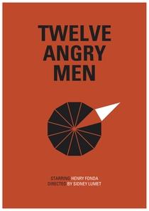 12 Homens e Uma Sentença - Poster / Capa / Cartaz - Oficial 10