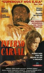 Inferno Carnal - Poster / Capa / Cartaz - Oficial 2