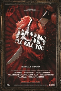 Fear Paris - Poster / Capa / Cartaz - Oficial 2