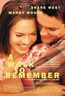 Um Amor Para Recordar - Poster / Capa / Cartaz - Oficial 1