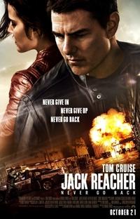 Jack Reacher: Sem Retorno - Poster / Capa / Cartaz - Oficial 2
