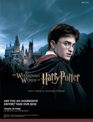 Short: Harry Potter e a Jornada Proibida  (Short: Harry Potter and the Forbidden Journey)