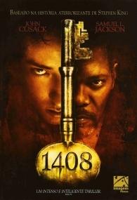 1408 - Poster / Capa / Cartaz - Oficial 2