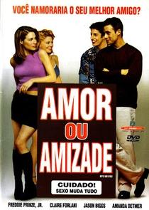 Amor ou Amizade - Poster / Capa / Cartaz - Oficial 3
