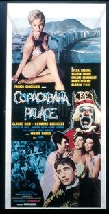 Copacabana Palace - Poster / Capa / Cartaz - Oficial 3