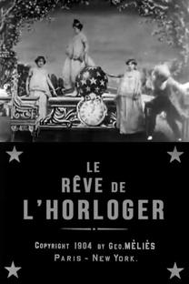 Le Rêve de l'horloger - Poster / Capa / Cartaz - Oficial 1