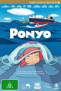 Ponyo: Uma Amizade que Veio do Mar - Poster / Capa / Cartaz - Oficial 45