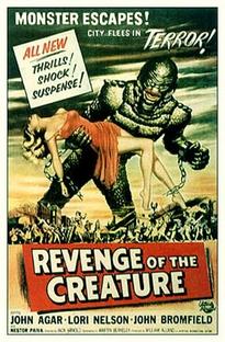 A Revanche do Monstro - Poster / Capa / Cartaz - Oficial 1
