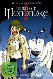 Princesa Mononoke - Poster / Capa / Cartaz - Oficial 50