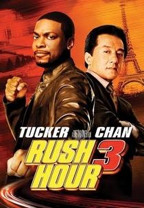 A Hora do Rush 3 - Poster / Capa / Cartaz - Oficial 4