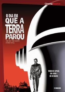 O Dia Em Que A Terra Parou - Poster / Capa / Cartaz - Oficial 13