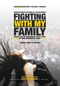 Lutando Pela Família - Poster / Capa / Cartaz - Oficial 1