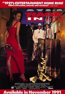 Perigosamente Harlem - Poster / Capa / Cartaz - Oficial 1