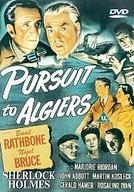 Sherlock Holmes - Desforra em Argel (Pursuit to Algiers )
