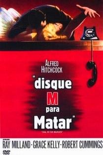 Disque M Para Matar - Poster / Capa / Cartaz - Oficial 3