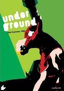 Underground - Mentiras de Guerra - Poster / Capa / Cartaz - Oficial 10