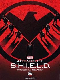 Agentes da S.H.I.E.L.D. (2ª Temporada) - Poster / Capa / Cartaz - Oficial 1