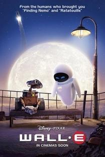 WALL·E - Poster / Capa / Cartaz - Oficial 2
