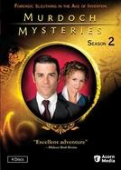 Os Mistérios do Detetive Murdoch (2ª temporada) (Murdoch Mysteries (season 2))