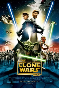 Star Wars: The Clone Wars - Poster / Capa / Cartaz - Oficial 1