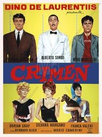 Crime em Montecarlo - Poster / Capa / Cartaz - Oficial 1