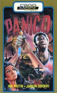Pánico - Poster / Capa / Cartaz - Oficial 1