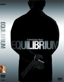 Equilibrium - Poster / Capa / Cartaz - Oficial 3