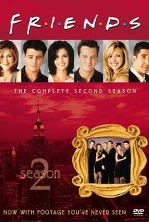 Friends (2ª Temporada) - Poster / Capa / Cartaz - Oficial 1