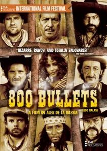 800 Balas - Poster / Capa / Cartaz - Oficial 2