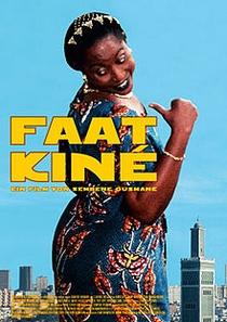 Faat Kiné - Poster / Capa / Cartaz - Oficial 3
