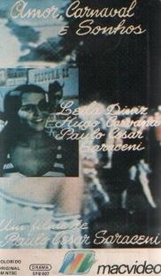 Amor, Carnaval e Sonhos - Poster / Capa / Cartaz - Oficial 2