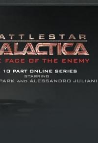 Battlestar Galactica - The Face of the Enemy - Poster / Capa / Cartaz - Oficial 1