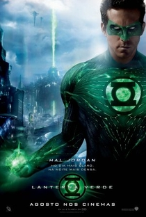 Lanterna Verde - Poster / Capa / Cartaz - Oficial 3