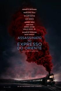 Assassinato no Expresso do Oriente - Poster / Capa / Cartaz - Oficial 1