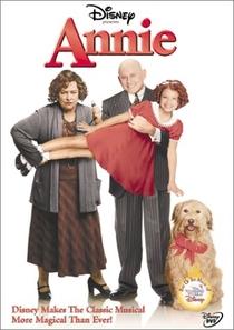 Annie - Poster / Capa / Cartaz - Oficial 1