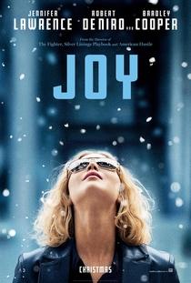 Joy: O Nome do Sucesso - Poster / Capa / Cartaz - Oficial 1