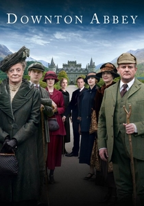 Downton Abbey (4ª Temporada) - Poster / Capa / Cartaz - Oficial 2