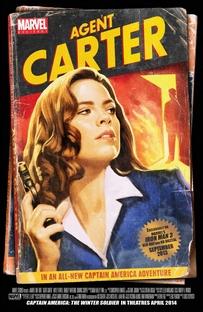 Curta Marvel: Agente Carter - Poster / Capa / Cartaz - Oficial 1