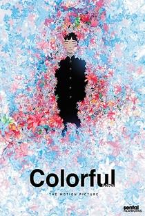 Colorful - Poster / Capa / Cartaz - Oficial 2