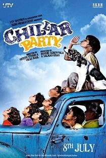 Chillar Party - Poster / Capa / Cartaz - Oficial 5